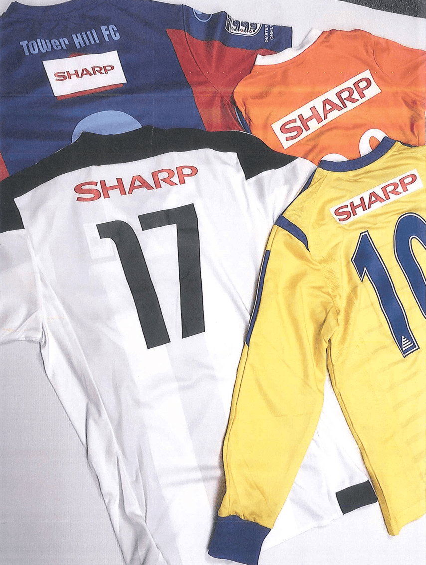 Home or away – this kit is a winner.